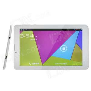 "Tablette 7"" ICOO D70G1 DualCore Android 4.1 Dual SIM 2G"