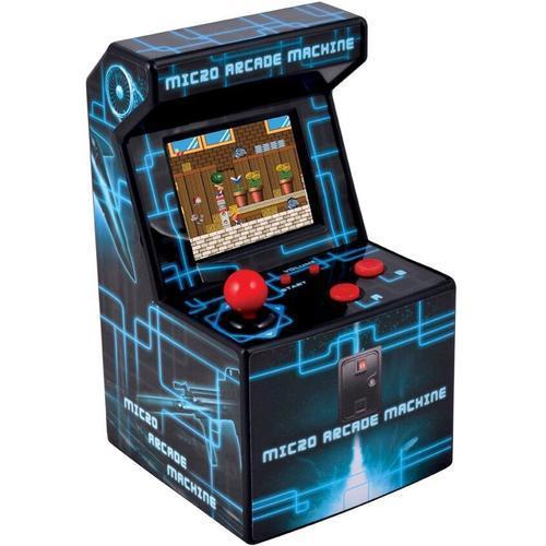 Micro Arcade Machine Taikee  (240 jeux intégrés) - 16 bits