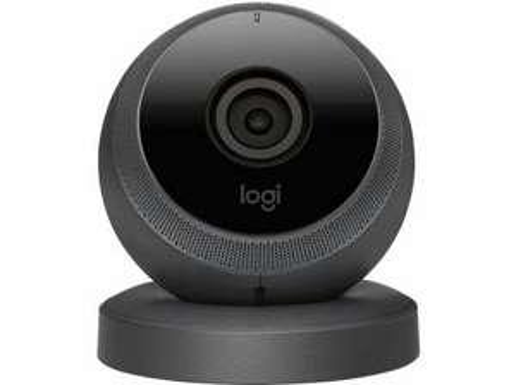 Camera de surveillance connectée Logitech Logi Circle - 1080p, Wi-Fi
