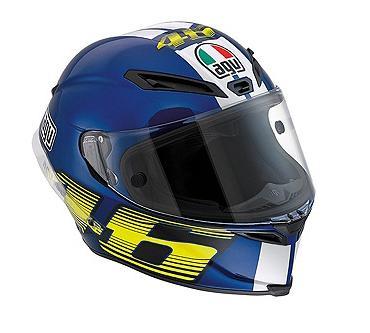 Casque moto AGV Corsa Pinlock inclus (taille S ou XXL)