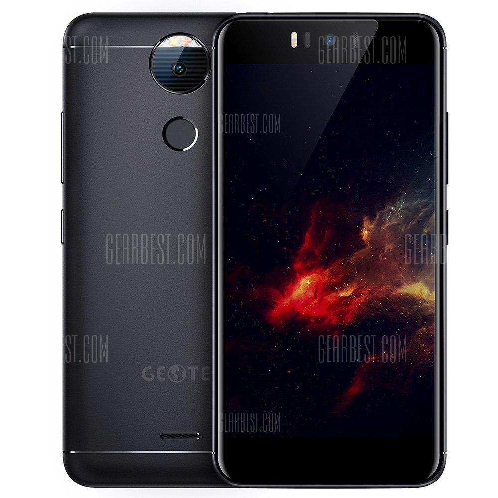 """Smartphone 5.2"""" HD Geotel AMIGO 4G - MTK6753, RAM 3 Go, ROM 32 Go (Avec B20)"""