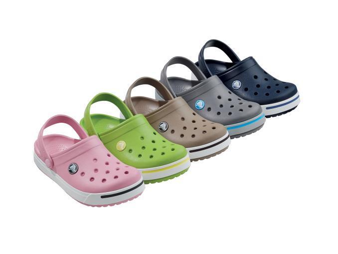 Chaussures pour enfant Crocs Crocband - différents coloris (du 24 au 35)