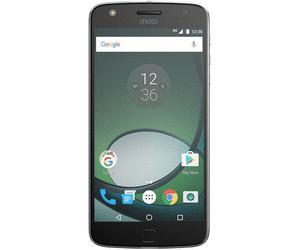 """Smartphone 5.5"""" Lenovo Moto Z Play - 3 Go de RAM, 32 Go, noir"""