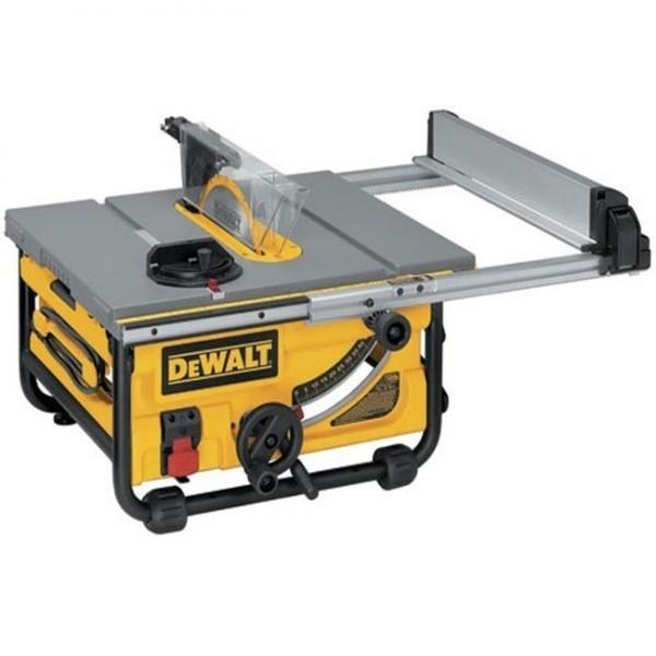 Scie à table Dewalt DW745 - Faible poids, Ø250 mm, 1700W
