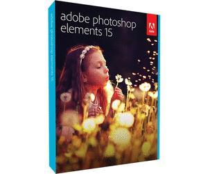 Logiciel Adobe Photoshop Elements 15 (dématérialisé)