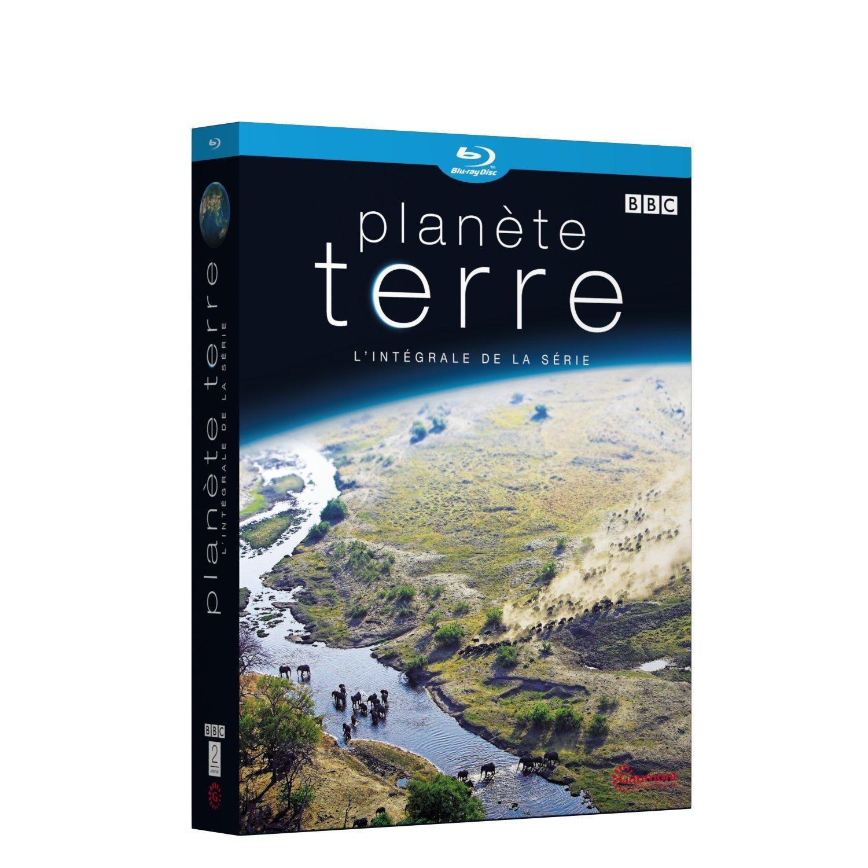 Coffret 4 Blu-ray Planète Terre