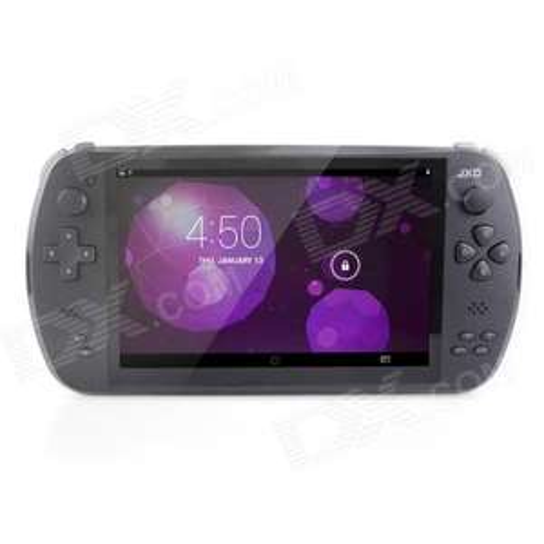 """Console de jeux portable 7"""" JXD S7800B - Android 4.2 Quad core"""