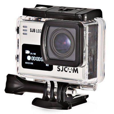 Camera sportive Sjcam SJ6 Legend - Argent