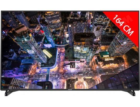 """TV LED 65"""" Panasonic TX-65DX900E - UHD 4K, 3D, Smart TV, HDR"""