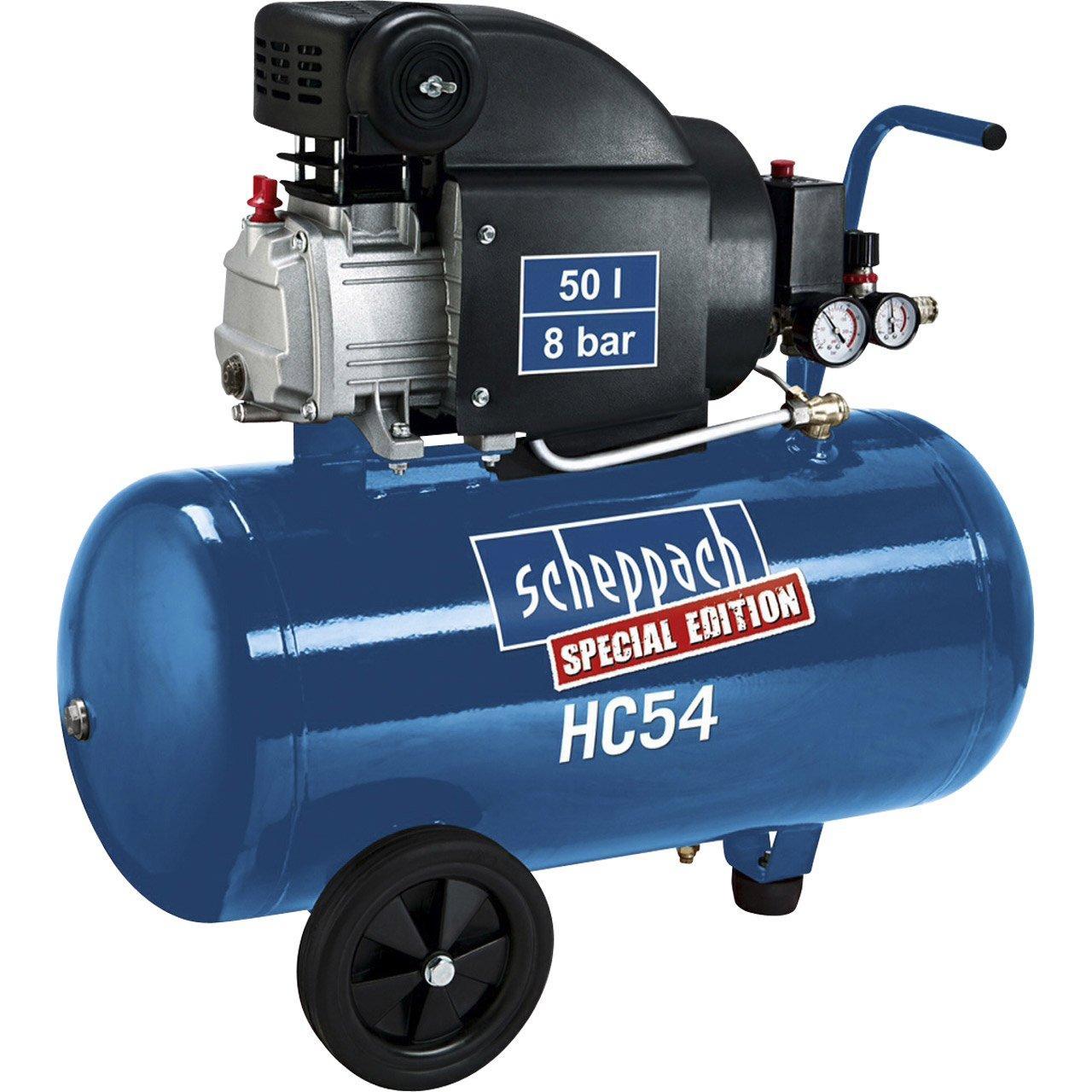 Compresseur Scheppach HC54 Special Edition - 50L, 2CV