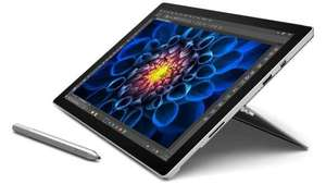 "Tablette 12"" Microsoft Surface Pro 4 - Core i7, RAM 8 Go, SSD 256 Go"