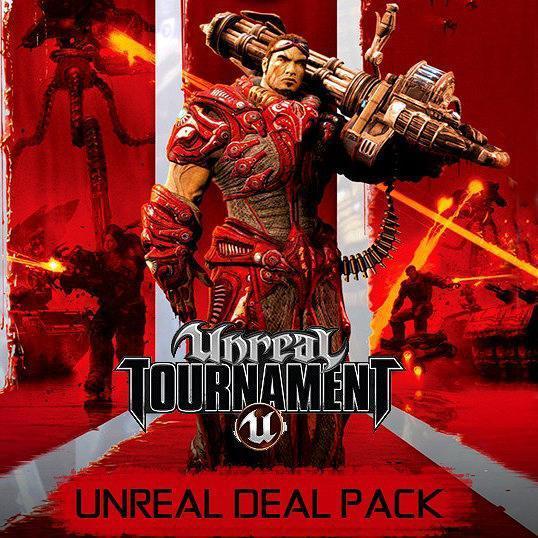 Sélection de jeux en promotion - Ex: Unreal Deal Pack: Unreal 1 & 2 + UT + UT 2004 + UT 3 sur PC (Dématérialisé - Steam)