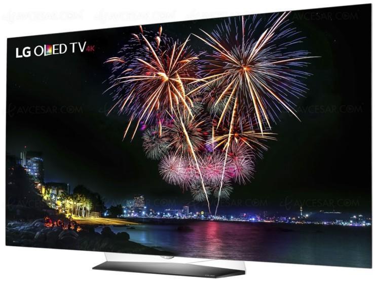 """TV 55"""" LG 55B6V - OLED, 4K UHD"""