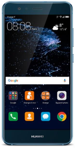 """Smartphone 5.2"""" Huawei P10 Lite - 32 Go, 4 Go de ram, Bleu"""