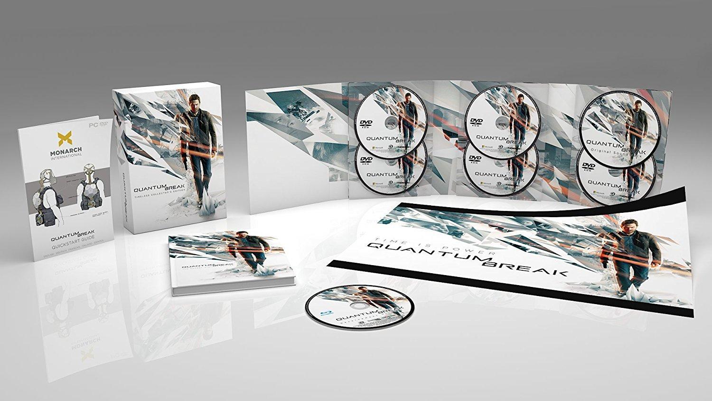 Jeu Quantum Break sur PC - Timeless Edition