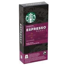 Lot de 2 paquets de capsules de café Starbucks Espresso - différents variétés, x10