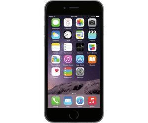 """Smartphone 4.7"""" Apple iPhone 6 - 1 Go de RAM, 32 Go, gris"""