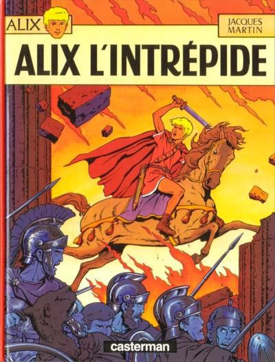 Alix l'intrépide Tome 1 - Ebook Gratuit (prix broché 8,40€)