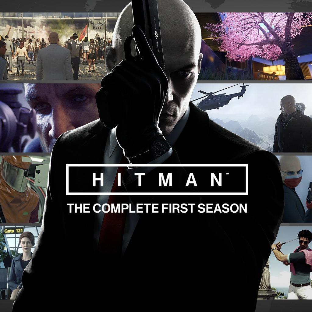 Sélection de jeux-vidéos en promotion - Ex: Hitman The First Complete Season sur PC (Dématérialisé)
