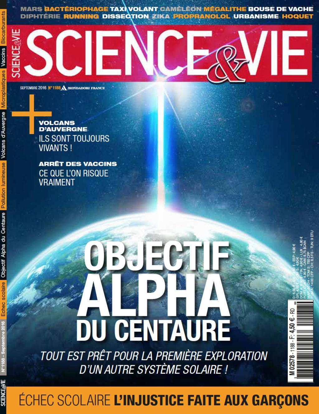 Abonnement de 2 ans pour le prix d'un an - Ex : Abonnement de 2 ans à Science & Vie