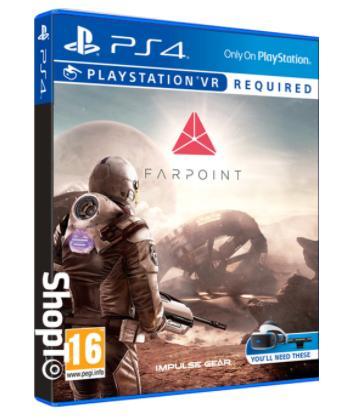 Farpoint VR - PS4