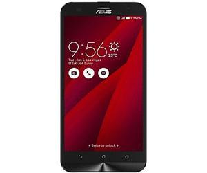 """Smartphone 5.5"""" Asus Zenfone 2 Laser (ZE550KL) - 2 Go de RAM, 16 Go, rouge"""