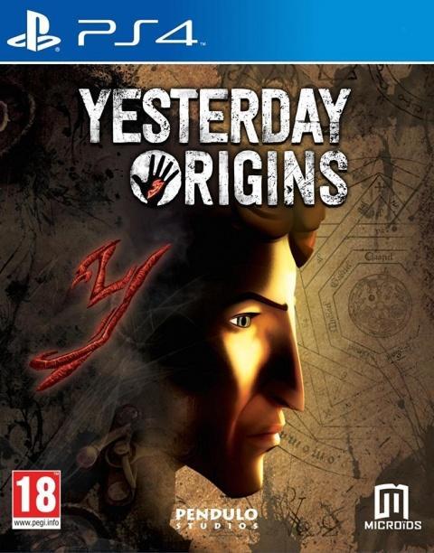 Yesterday origins sur PS4