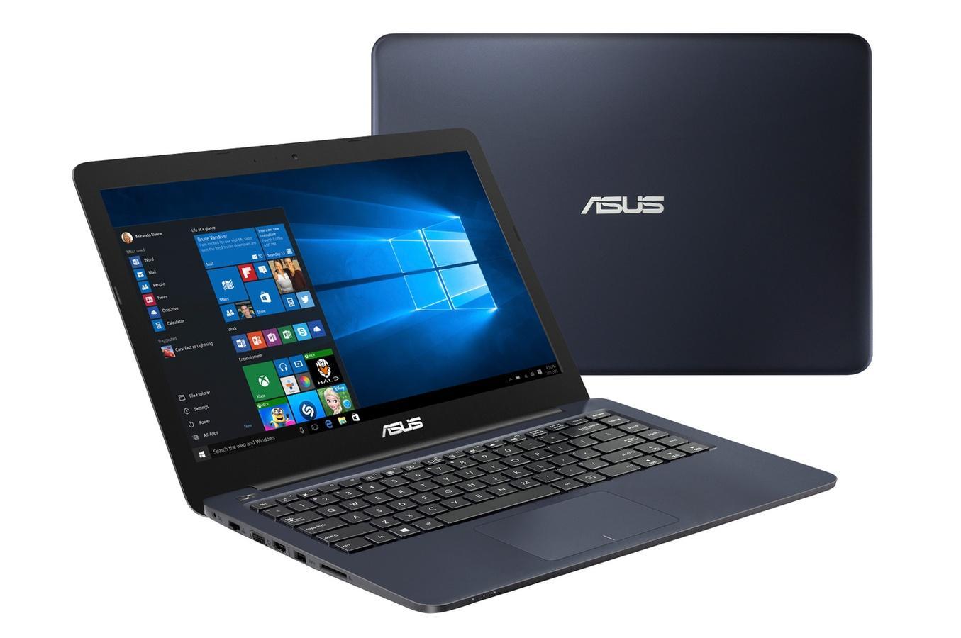 "PC Portable 14"" Asus E402SA-WX205T - HD, N3710, RAM 4 Go, SSD 128 Go, Windows 10"