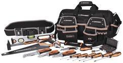 Sac outils Magnusson 66 pièces