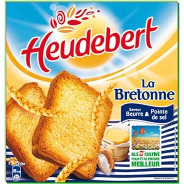 Biscottes Heudebert La Bretonne Gratuites