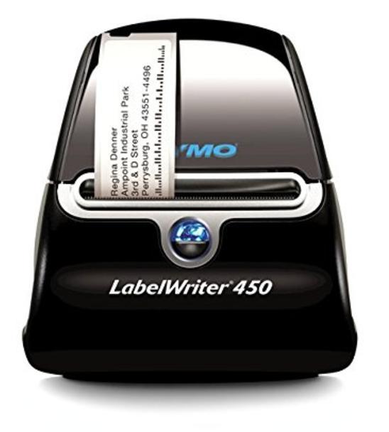 Imprimante Dymo offerte pour l'achat de rouleaux d'étiquettes - Ex: 4 Rouleaux de 500 étiquettes Labelwriter + Imprimante LabelWriter 450