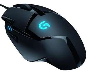 Souris Gaming Logitech G402 Hyperion Fury - Huit boutons programmables