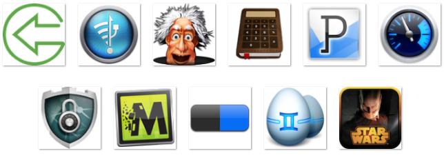 The Black Friday Mac Bundle : 10 Applications + 1 Jeu pour Mac
