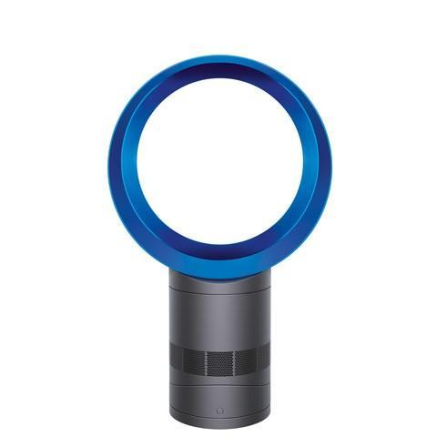 Ventilateur de table Dyson AM06 - 25 cm, Gris/Bleu