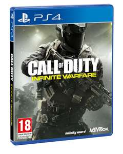 Call of Duty: Infinite Warfare sur PS4 ou Xbox One