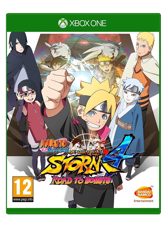 Naruto Shippuden Ultimate Ninja Storm 4 Road to Boruto sur Xbox One et PS4