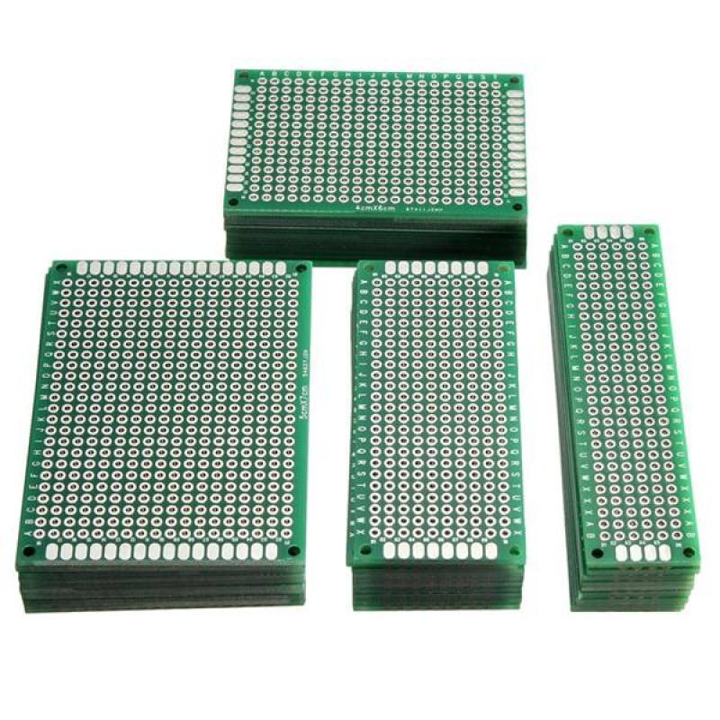 Lot de 40 PCB double face