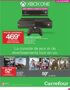 Call of duty: Ghosts et Forza 5 à 52€  et Xbox One
