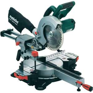 [Membres Prime] Scie a onglet Radiale 216mm Metabo KGS-216M