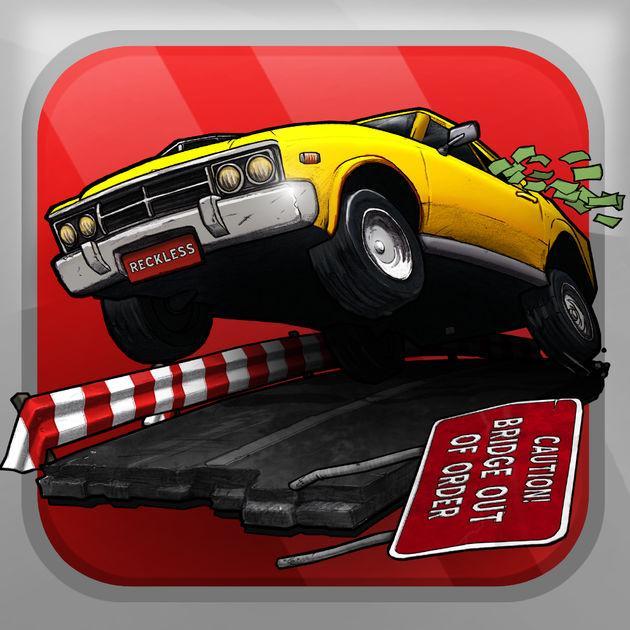 Reckless Getaway gratuit sur iOS (au lieu de 0.99€)