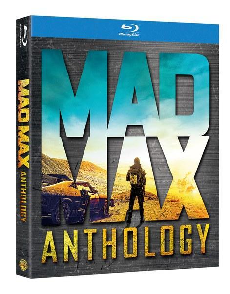 Sélection de coffrets et séries en promotion - Ex : Blu-ray Mad Max Anthologie