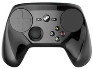 Manette Steam Controller - Noir