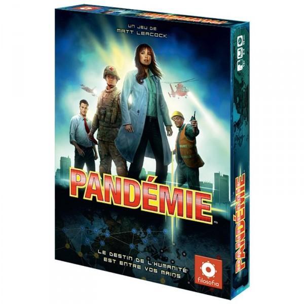 20% de réduction sur une sélection de jeux de société - Ex: Pandémie