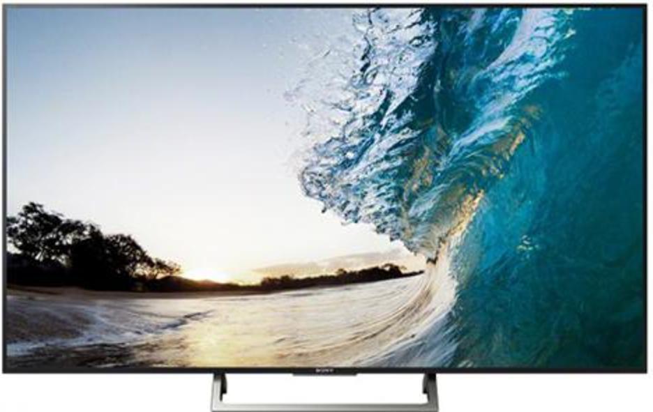 "TV LED 65"" Sony KD-65XE8505 - 4K UHD, HDR, 10Bits, Android nougat, 100HZ, VA (via ODR 400€)"
