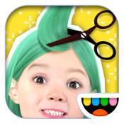 Toca Hair Salon Me gratuit sur iOS/Android (au lieu de 2.99€)