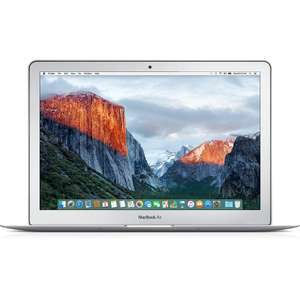 Ordinateur Portable Apple MacBook Air 13,3 - Intel Core i5 1,6 GHz, 128 Go SSD, 4 Go (Reconditionné)