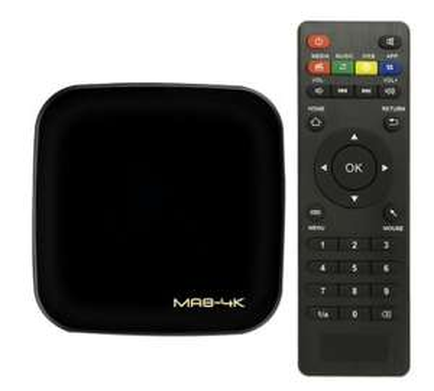 Précommande : Box TV M-jump MA8-4K - Android 5.1, RK3229 , RAM 1 Go, ROM 8 Go