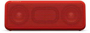 Enceinte Bluetooth Sony SRS-XB3 - Splashproof, 30W, Rouge