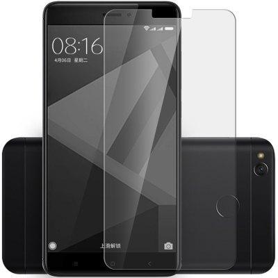 Protection de verre trempé Luanke pour Xiaomi Redmi 4X