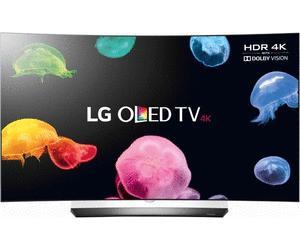 "TV incurvée 65"" LG OLED65C6V - 4K UHD, OLED"